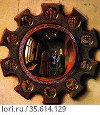 Jan van Eyck or Johannes de Eyck  c. 1395 – 1441) Flemish painter... Редакционное фото, агентство World History Archive / Фотобанк Лори