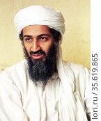 Osama bin Laden  born March 10, 1957. member of the prominent Saudi... Редакционное фото, агентство World History Archive / Фотобанк Лори