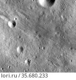 Image of the Vesta Ateroid. This Dawn framing camera (FC) image of... (2012 год). Редакционное фото, агентство World History Archive / Фотобанк Лори