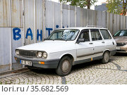 Renault 12TSW Toros. Редакционное фото, фотограф Art Konovalov / Фотобанк Лори