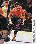Eddie Guerrero 2001 By John Barrett/PHOTOlink. Редакционное фото, фотограф Photo By John Barrett/PHOTOlink.net / age Fotostock / Фотобанк Лори