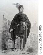 Philippe van Artevelde (1340-1382) who lived in Ghent (Belgium), Редакционное фото, агентство World History Archive / Фотобанк Лори