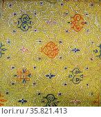 Moorish Fabric. Редакционное фото, агентство World History Archive / Фотобанк Лори