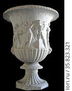 Medici Vase 17th Century A.D. Редакционное фото, агентство World History Archive / Фотобанк Лори