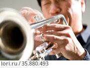 Trumpet. Стоковое фото, агентство Ingram Publishing / Фотобанк Лори