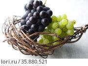 Grape. Стоковое фото, агентство Ingram Publishing / Фотобанк Лори