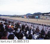 Racecourse. Стоковое фото, агентство Ingram Publishing / Фотобанк Лори