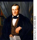 Louis de Wette, Physician of Basel' by Frau de Wette. Редакционное фото, агентство World History Archive / Фотобанк Лори