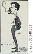 Laurence HOUSMAN - 1865-1959 English dramatist and novelist: (2016 год). Редакционное фото, агентство World History Archive / Фотобанк Лори