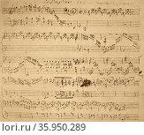 La Dauphine by Jean-Philippe Rameau. Редакционное фото, агентство World History Archive / Фотобанк Лори