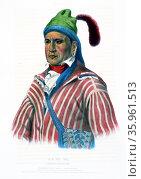 Me-Na-Wa. Редакционное фото, агентство World History Archive / Фотобанк Лори