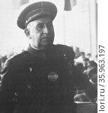 Luis Orgaz Yoldi (1881 – 1946) Редакционное фото, агентство World History Archive / Фотобанк Лори