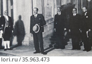 Marcel Rosenberg (1896—1937) Редакционное фото, агентство World History Archive / Фотобанк Лори