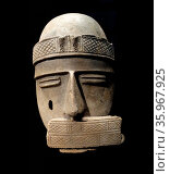 Terracotta container from Colombia. Редакционное фото, агентство World History Archive / Фотобанк Лори