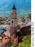 Everyone who is familiar with the city of Merano might also know the... Стоковое фото, фотограф Zoonar.com/unununius / easy Fotostock / Фотобанк Лори