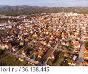 Small Turkish town Cavdir in Burdur Province. Стоковое фото, фотограф Яков Филимонов / Фотобанк Лори