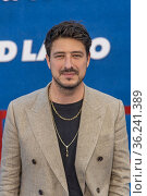 Marcus Mumford attends Apple's 'Ted Lasso' Season Two Premiere at... Редакционное фото, фотограф Eugene Powers Photography / age Fotostock / Фотобанк Лори