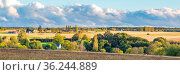 Panorama Loire region between Blois and Emboise, France. Popular by... Стоковое фото, фотограф Zoonar.com/Hilda Weges / easy Fotostock / Фотобанк Лори