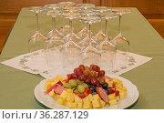 Bei einer traditionellen bayrischen Hochzeit wird die Braut gewöhnlich... Стоковое фото, фотограф Zoonar.com/Eder Christa / easy Fotostock / Фотобанк Лори