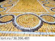 Mosaic tile background of texture, beautiful photo digital picture. Стоковое фото, фотограф Zoonar.com/alberto giacomazzi / easy Fotostock / Фотобанк Лори