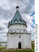 Temple of Cosmas and Damian, Murom, Russia, The oldest surviving building... Стоковое фото, фотограф Zoonar.com/Boris Breytman / easy Fotostock / Фотобанк Лори