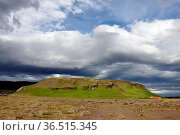 Süden, Island, hügel, berg, tafelberg, südisland, gebirge, wolke,... Стоковое фото, фотограф Zoonar.com/Volker Rauch / easy Fotostock / Фотобанк Лори