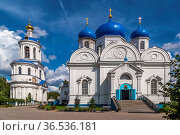 Cathedral of the Bogolyubovo icon of Our Lady has been constructed... Стоковое фото, фотограф Zoonar.com/Boris Breytman / easy Fotostock / Фотобанк Лори