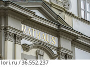 Rathaus, Wangen im Allgäu, Baden-Wuerttemberg, Deutschland| Wangen... Стоковое фото, фотограф Zoonar.com/Günter Lenz / age Fotostock / Фотобанк Лори