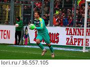 Michael Rensing, Torwart (Fortuna Düsseldorf), Fussball: 2.BL. - ... Стоковое фото, фотограф Zoonar.com/Joachim Hahne / age Fotostock / Фотобанк Лори