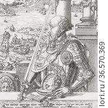 Jean Parisot de la Valette, c. 1494 - 1568. Knight of the Order St... Редакционное фото, фотограф Classic Vision / age Fotostock / Фотобанк Лори