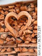 Herz, liebe, geburtstag, hochzeit, hochzeitstag, valentinstag, lieben... Стоковое фото, фотограф Zoonar.com/Volker Rauch / easy Fotostock / Фотобанк Лори