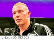 Boxer Alexander Hofmann (Deutschland / Schwergewicht ) Training zum... Стоковое фото, фотограф Zoonar.com/Joachim Hahne / age Fotostock / Фотобанк Лори