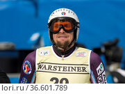 Marco Büchl, Liechtenstein, FIS Ski Weltcup Abfahrt der Herren, Kandahar... Стоковое фото, фотограф Zoonar.com/Günter Lenz / age Fotostock / Фотобанк Лори