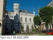 Kleine Gilde, Riga, Lettland | Small Gild, Riga, Latvia. Стоковое фото, фотограф Zoonar.com/Günter Lenz / age Fotostock / Фотобанк Лори