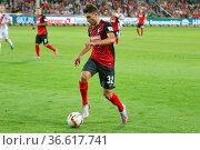 Vincenzo Grifo (Freiburg) - 2. Bundesliga: 1. Sptg.: SC Freiburg - ... Стоковое фото, фотограф Zoonar.com/Joachim Hahne / age Fotostock / Фотобанк Лори