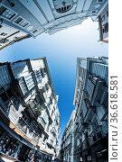 Kleine Gasse in der Andalusischen Hafenstadt Cadiz, Spanien. Стоковое фото, фотограф Zoonar.com/Karl Heinz Spremberg / age Fotostock / Фотобанк Лори