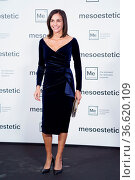 Spanish model and actress Ines Sastre attends the Mesoestetic photocall... Редакционное фото, фотограф Oscar Gonzalez / WENN / age Fotostock / Фотобанк Лори