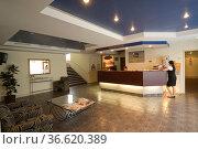 Hotel Mara, Best Western, Riga, Lettland. Стоковое фото, фотограф Zoonar.com/Günter Lenz / age Fotostock / Фотобанк Лори