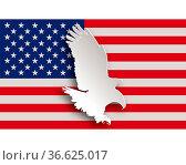 Weisskopfseeadler - Bold eagle. Стоковое фото, фотограф Zoonar.com/lantapix / easy Fotostock / Фотобанк Лори