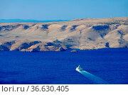 Pag Hafen - Pag harbour 08. Стоковое фото, фотограф Zoonar.com/Liane Matrisch / easy Fotostock / Фотобанк Лори