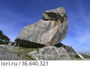 Pedra da Ra lookout. Ribeira, Barbanza, A Coruna, Galicia, Spain. Стоковое фото, фотограф J M Barres / age Fotostock / Фотобанк Лори