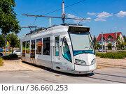 Kassel, Deutschland - 8. August 2020: RegioTram Straßenbahn Tram ... Стоковое фото, фотограф Zoonar.com/Markus Mainka / age Fotostock / Фотобанк Лори