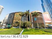 Dubai, Vereinigte Arabische Emirate - 26. Mai 2021: Dubai Mall Luxus... Стоковое фото, фотограф Zoonar.com/Markus Mainka / easy Fotostock / Фотобанк Лори