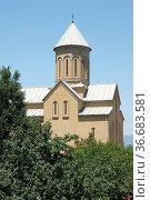 Church of St. Nicholas, Tbilisi, Georgia, Europe. Стоковое фото, фотограф Zoonar.com/Alexander Ludwig / easy Fotostock / Фотобанк Лори