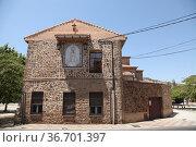 Our lady of Grace, Puertollano, Ciudad ,Real, Spain. Стоковое фото, фотограф Luis Fidel Ayerves / age Fotostock / Фотобанк Лори