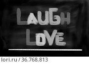 Lauch Love Concept. Стоковое фото, фотограф Zoonar.com/Krasimira Nevenova / easy Fotostock / Фотобанк Лори