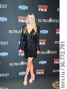 Screamfest 2021 - The Changed Premiere held at Chinese 6 in Hollywood... Редакционное фото, фотограф Guillermo Proano / WENN / age Fotostock / Фотобанк Лори