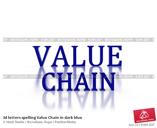the value chain in your life