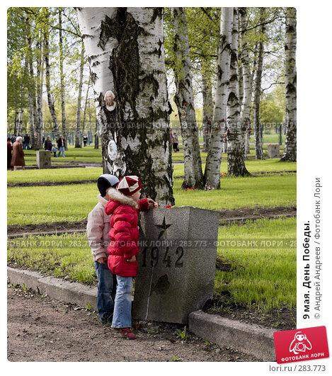 9 мая. День Победы., фото № 283773, снято 9 мая 2008 г. (c) Андрей Андреев / Фотобанк Лори