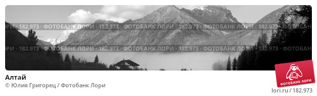 Алтай, фото № 182973, снято 23 января 2017 г. (c) Юлия Севастьянова / Фотобанк Лори